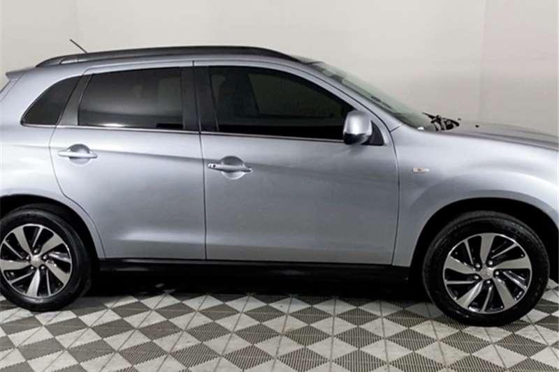 Used 2016 Mitsubishi ASX 2.0 GLX