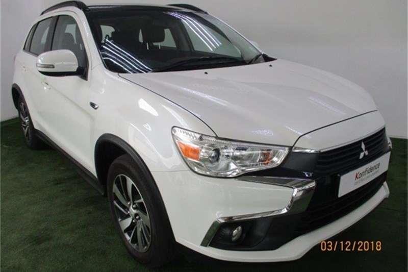 Mitsubishi ASX 2.0 GLX 2018
