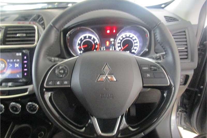 Mitsubishi ASX 2.0 GLX 2020