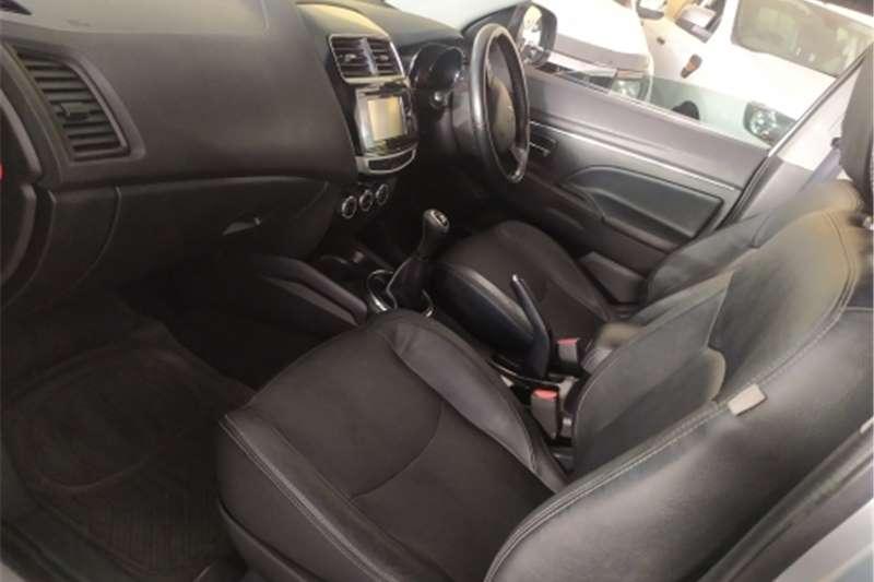 Used 2017 Mitsubishi ASX