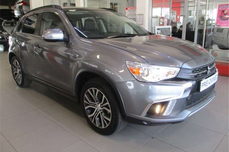 Mitsubishi ASX 2.0 ES