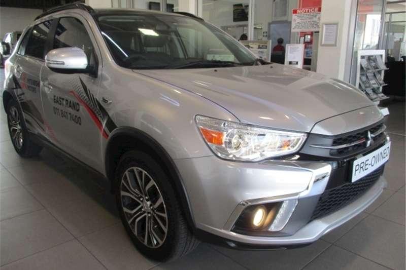 Mitsubishi ASX 2.0 ES CVT