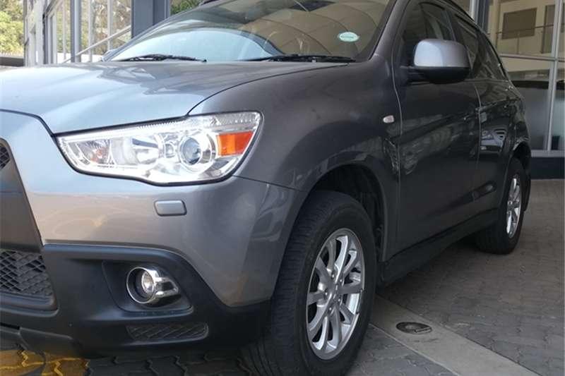 2011 Mitsubishi ASX 2.0 GL