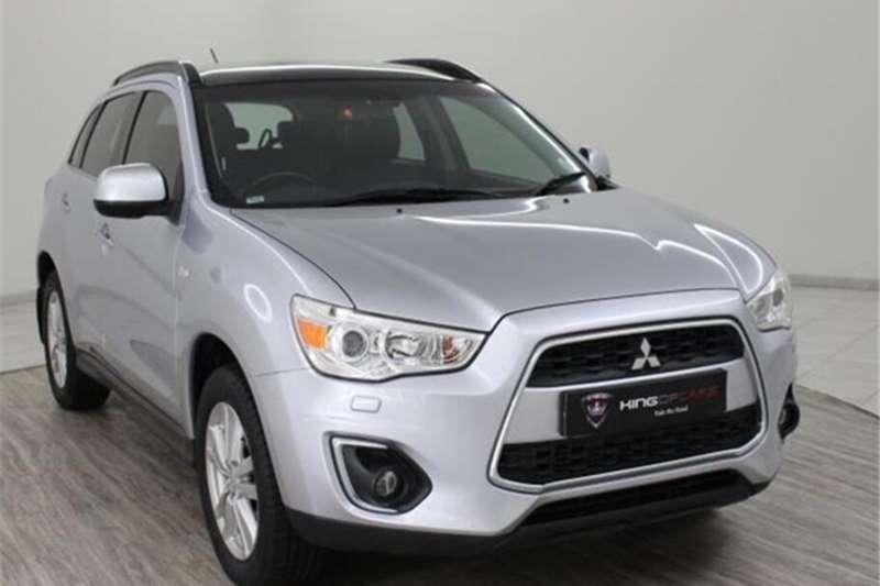 2014 Mitsubishi ASX 2.0 GLX