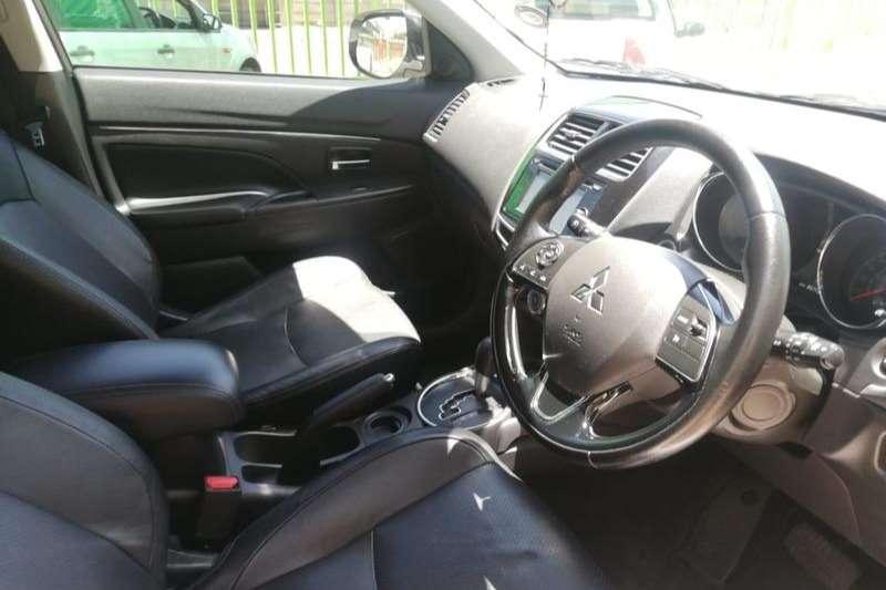 2016 Mitsubishi ASX 2.0 GLS auto