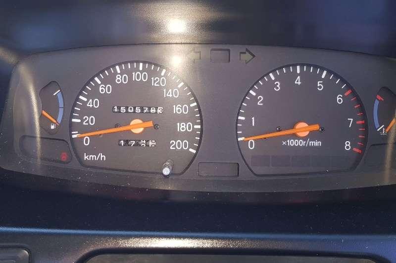 Mitsubishi Colt 2000 2008