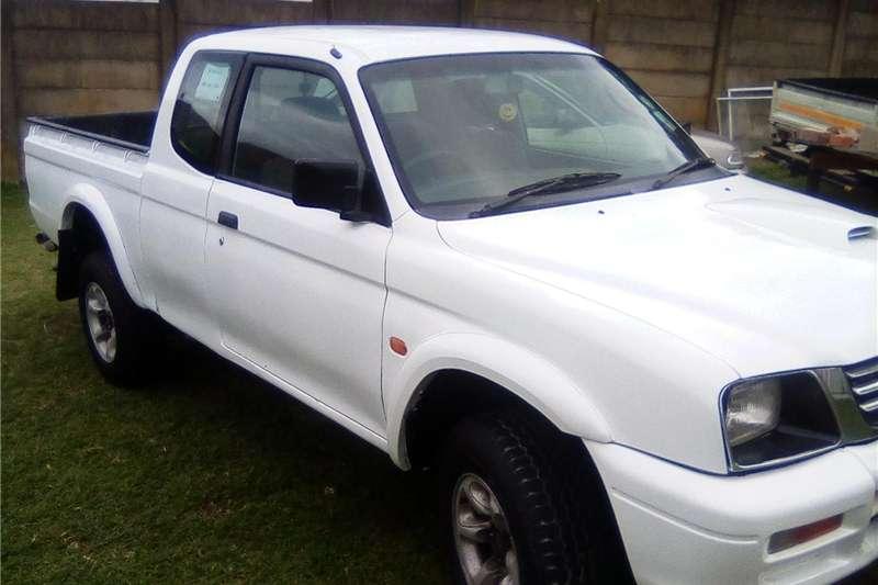 Mitsubishi Colt 2000i Hi line 2002