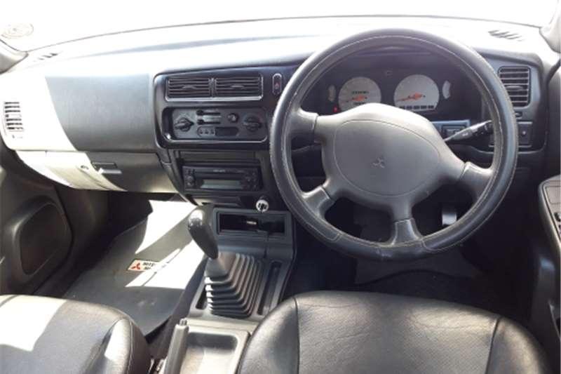 Mitsubishi Colt 2400i Rodeo double cab X Treme 2005