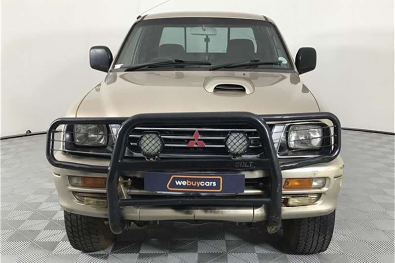 Mitsubishi Colt 2800TDi ClubCab 4x4 2002