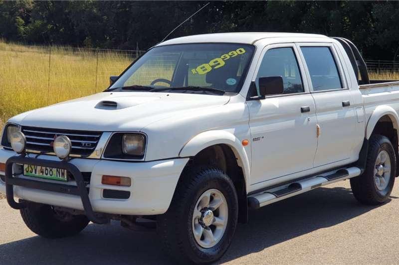 Mitsubishi Colt 2800TDi Rodeo double cab 2000