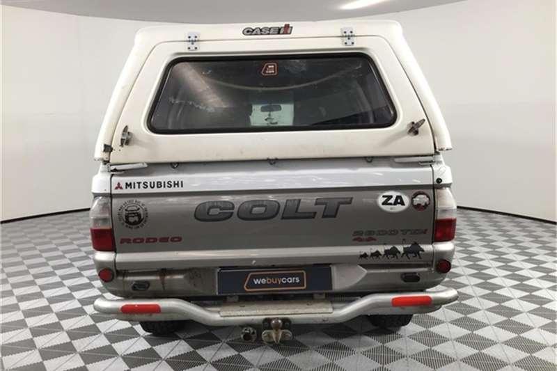 Mitsubishi Colt 2800TDi Rodeo double cab 4x4 2003
