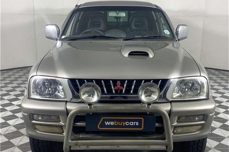 Used 2006 Mitsubishi Colt 2800TDi Rodeo double cab 4x4