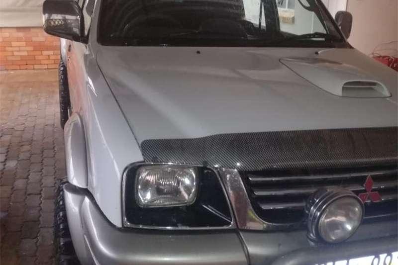 Mitsubishi Colt 3000i Rodeo double cab 4x4 2001