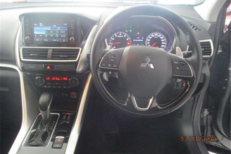 Used 2020 Mitsubishi Eclipse Cross ECLIPSE CROSS 1.5T GLS CVT