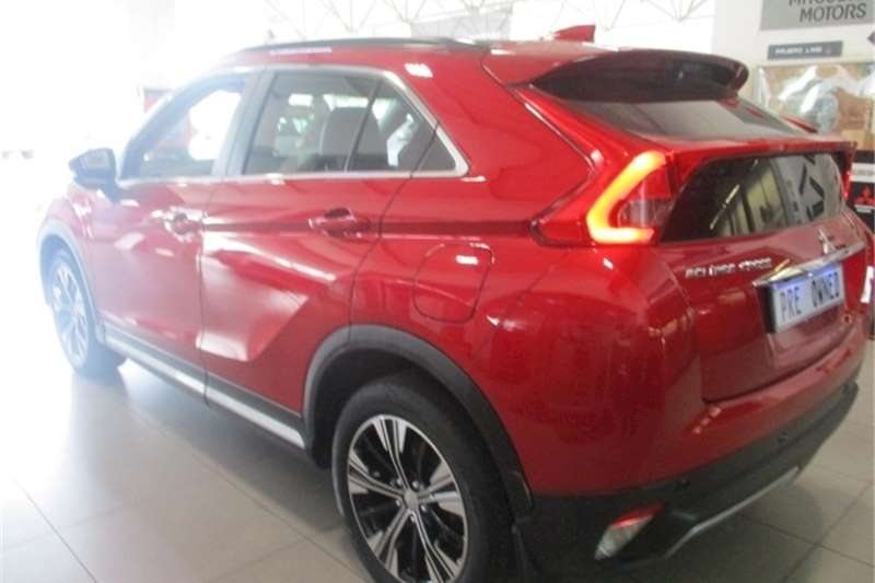 2019 Mitsubishi Eclipse Cross ECLIPSE CROSS 2.0 GLS  CVT AWD