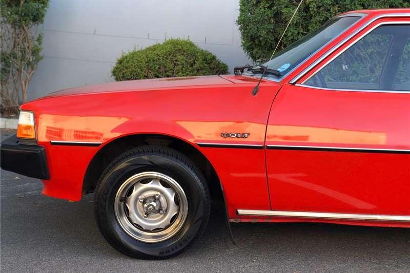 Mitsubishi Galant 1981