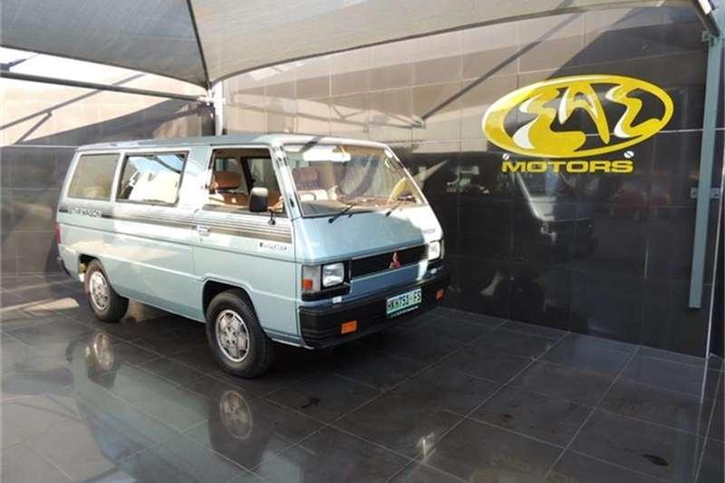 Mitsubishi L300 Star Wagon SL 1984