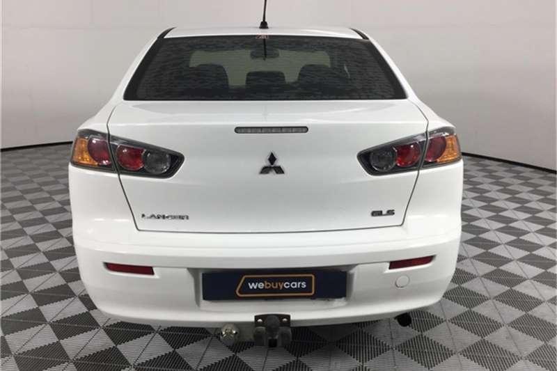 Mitsubishi Lancer 2.0 GLS 2009