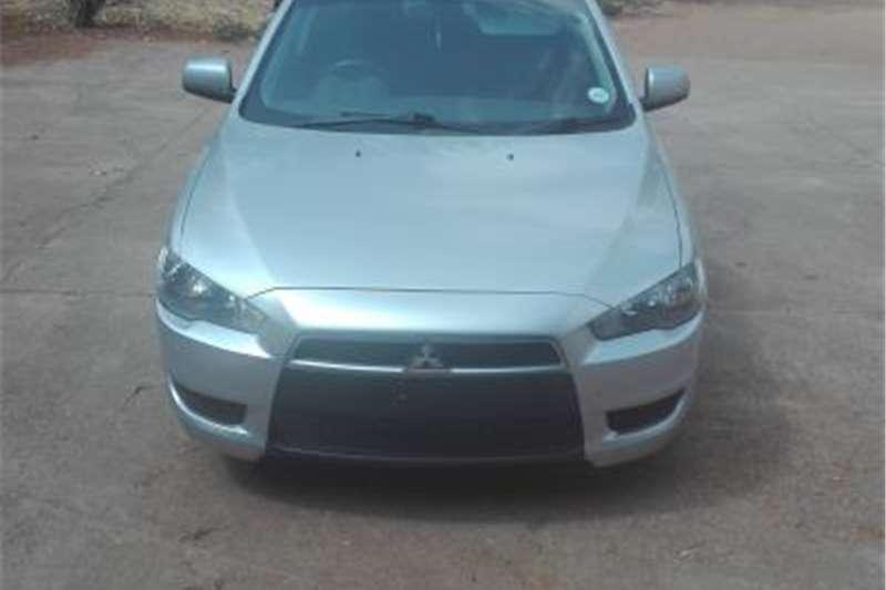 Mitsubishi Lancer 2.0 GLS 2011
