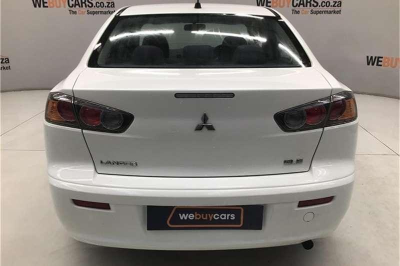 2009 Mitsubishi Lancer 2.0 GLS