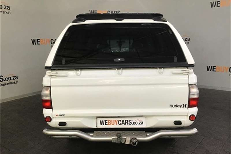 Mitsubishi LCV 2400i double cab Rodeo 2008