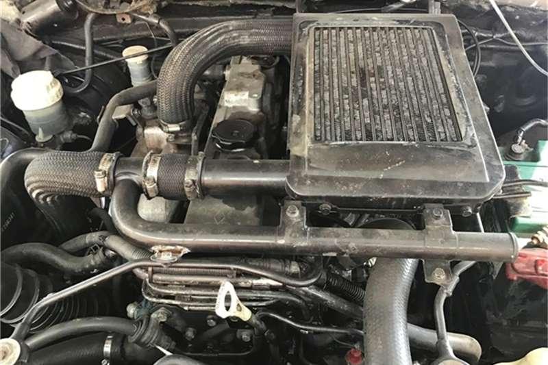 Mitsubishi LCV 2800TDi ClubCab 2008