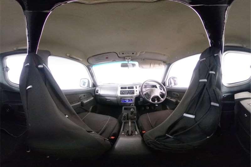 2006 Mitsubishi LCV LCV 2800TDi ClubCab 4x4