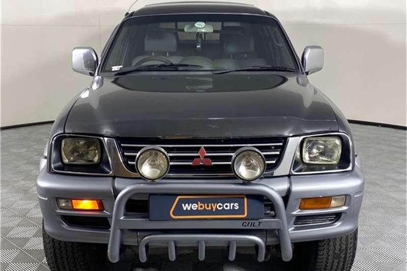 Used 2008 Mitsubishi LCV 3000i double cab 4x4 Rodeo