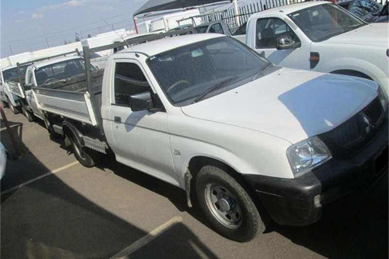 2008 Mitsubishi LCV 2000i Hi line
