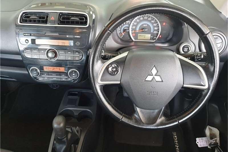 2015 Mitsubishi Mirage 1.2 GLS