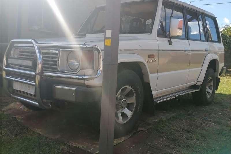 Used 1989 Mitsubishi Montero