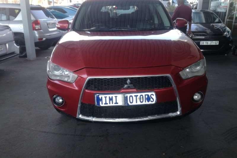 Mitsubishi Outlander 2.4 Auto 2010