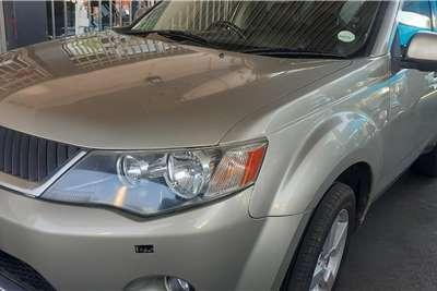 Mitsubishi Outlander 2.4 GLS 2007