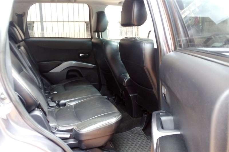 Used 2009 Mitsubishi Outlander 2.4 GLS