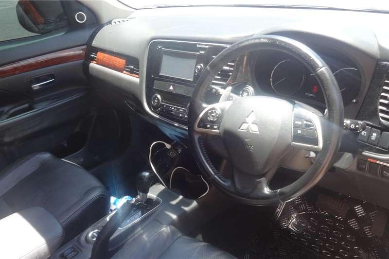 Mitsubishi Outlander 2.4 GLS 2014