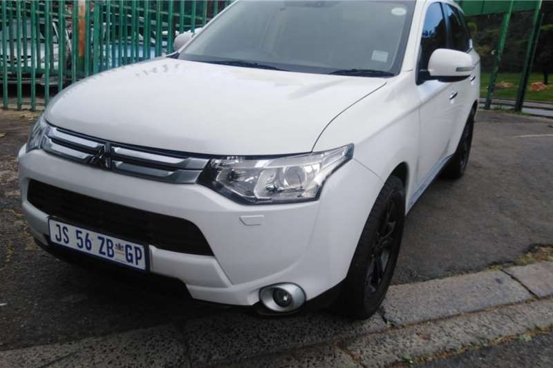 Used 2014 Mitsubishi Outlander
