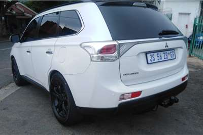 Mitsubishi Outlander 2.4 GLS auto 2014