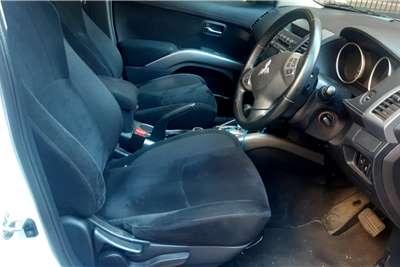 Used 2013 Mitsubishi Outlander OUTLANDER 2.4 GLS CVT