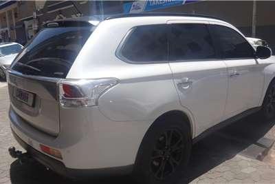 Mitsubishi Outlander 2.4 GLS Exceed 2014