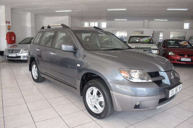 Mitsubishi Outlander 2.4 GLS  (One owner) 2004
