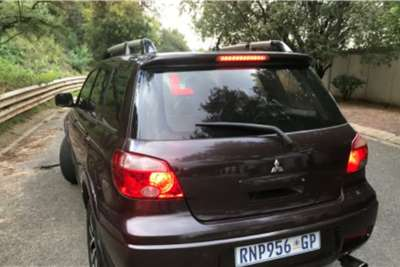 Used 2006 Mitsubishi Outlander 2.4 GLX