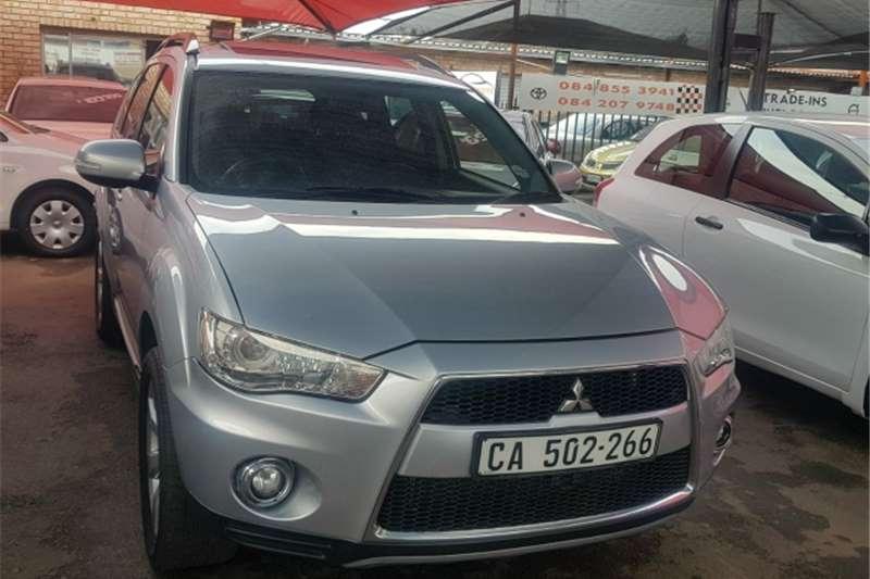 Mitsubishi Outlander 2.4 GLX 2012