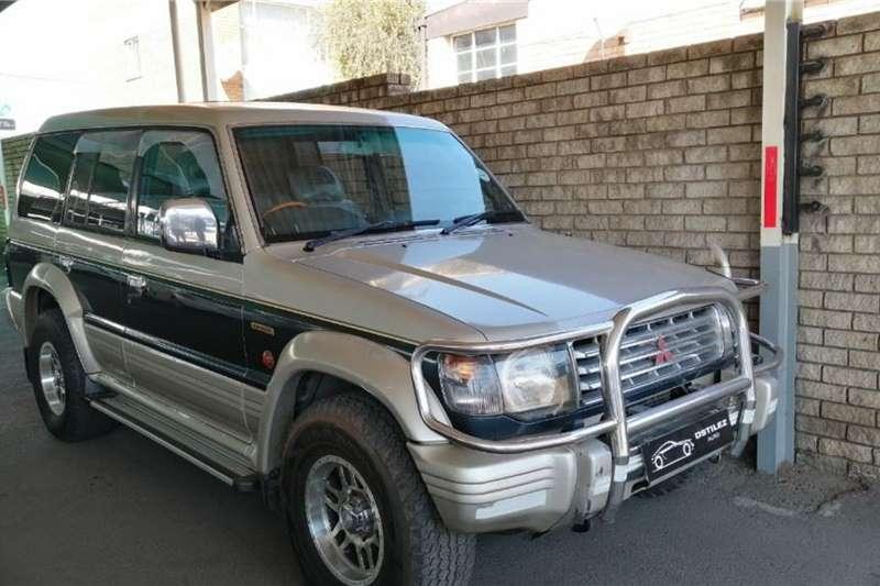 Used 1992 Mitsubishi Pajero