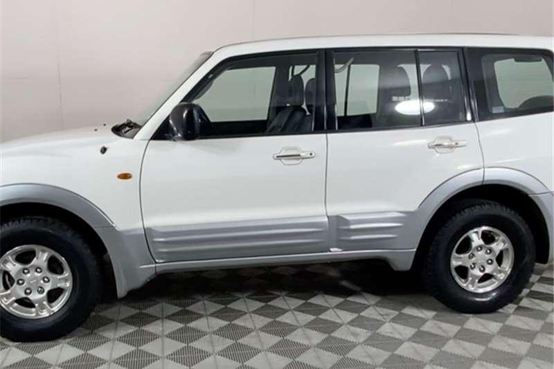Used 2001 Mitsubishi Pajero