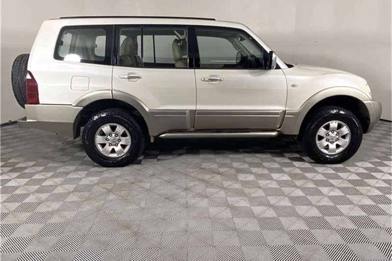 Used 2004 Mitsubishi Pajero