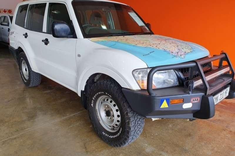 Mitsubishi Pajero 3.2 Di Dc GLX A/T 2007
