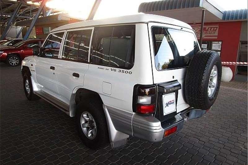 Mitsubishi Pajero 3.5 GLS 1998