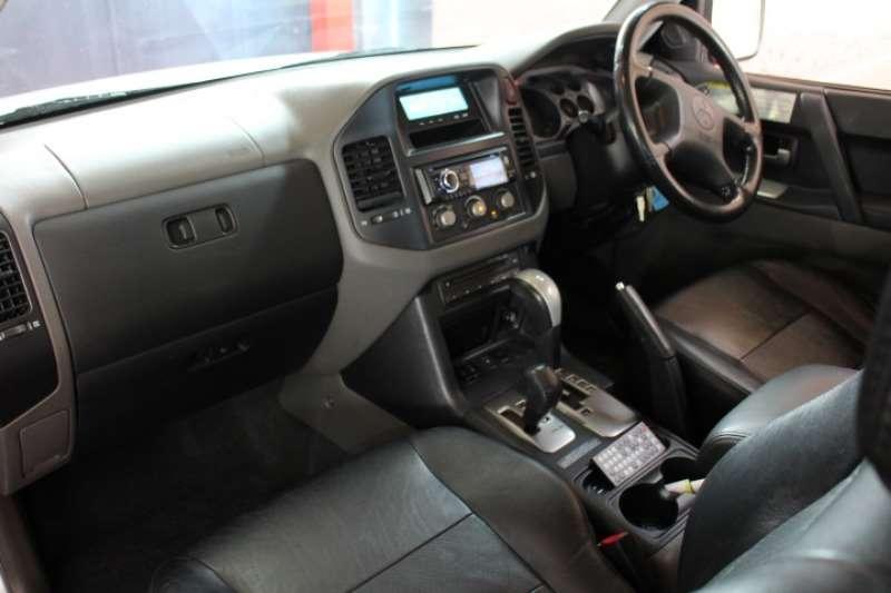 Mitsubishi Pajero 3-door 3.2DI-D GLS 2006