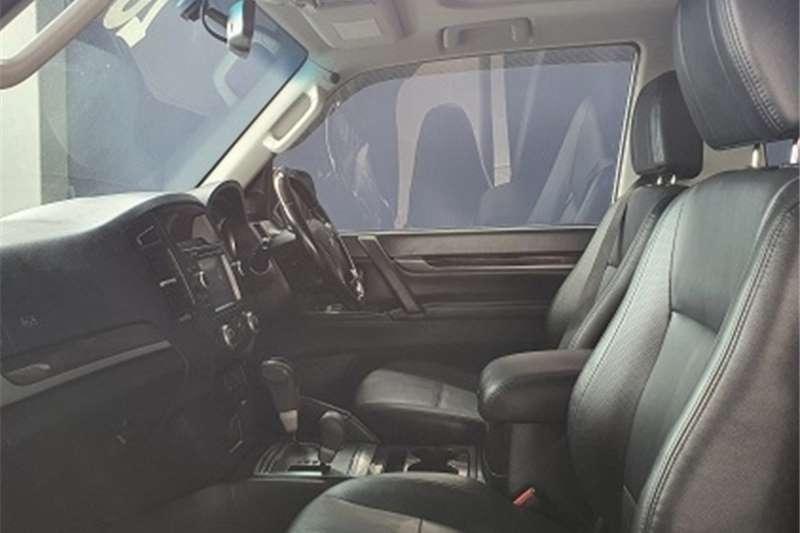 Mitsubishi Pajero 3 door 3.2DI D GLS 2010