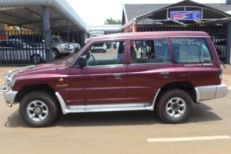 Mitsubishi Pajero 3 door 3.8 GLS 1999
